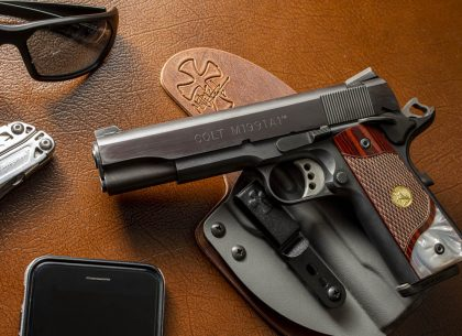 The Ultimate Guide to the Iconic 1911 Pistol: Part 1