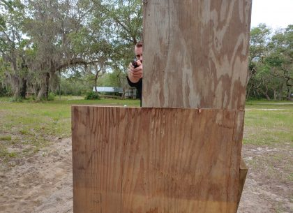 Hide Your Butt! How to Effectively Use Cover in Self-Defense Situations