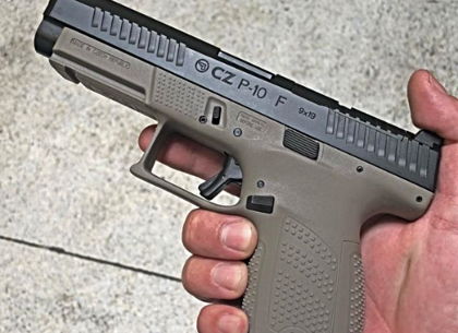 [WATCH] The Armorer's Fix Takes the NEW CZ P-10 F Out to the Range