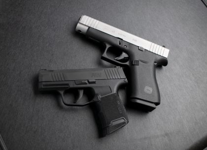 HEAD-TO-HEAD: SIG P365 vs Glock 48 | CrossBreed Blog