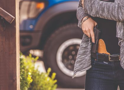 Hit The Road: How-To Carry Concealed on Your Next Road Trip