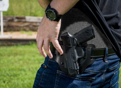 [WATCH] The Armorer's Fix Unholsters the New Taurus G3 Pistol