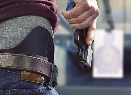 Hybrid Holsters: How to Carry Concealed Comfortably