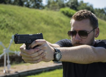 Taurus, G3, Concealed Carry, gun review, concealed carry, IWB, best holster, most comfortable holster, Taurus G3, 9mm, striker-fire, CrossBreed Holsters, IWB, OWB, SuperTuck, MiniTuck