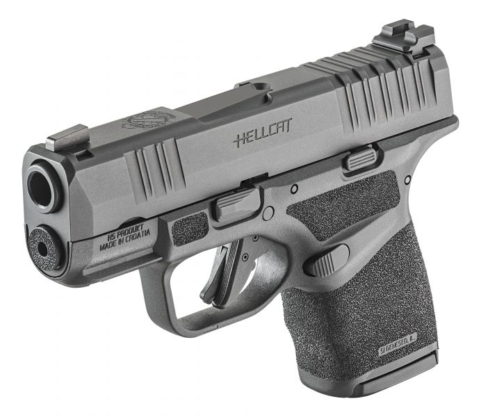 Hellcat, Springfield Armory, Springfield Hellcat, everyday carry, micro-compact, Springfield Armory Hellcat, 9mm pistol, concealed carry, edc pistol, concealed carry holsters,