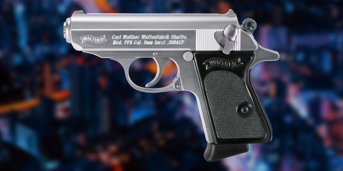 Walther Arms, Walther PPK, PPK, James Bond, PPKs, Walther, PPKs, SHOT Show, CrossBreed Holsters, IWB, IWB Holster, Hybrid Holster, concealed carry, concealed carry holsters