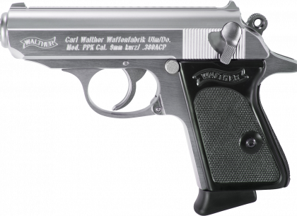 Walther PPK, Walther, Walther Arms, James Bond, PPK, concealed carry