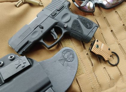 The Taurus G2S: A Great Concealed Carry Option for Budget-Conscious Citizens