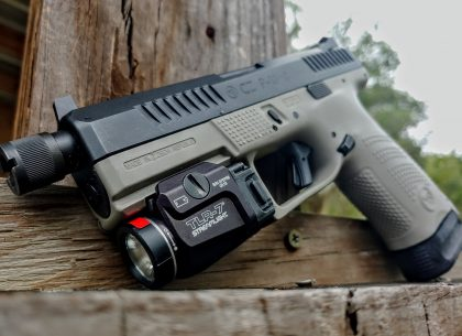 Light It Up With the Impressive Streamlight TLR-7