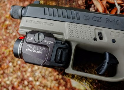 size and compact handguns, home invading insects, full size and compact, securely fits a broad, range of full size, 800 lumens, 300 lumens, 500 lumens, 1000 lumens, front of muzzle, home security, home defense, weapon mounted light, streamlight, tlr-7, streamlight tlr-7, self-defense, lds, light defender series, home defense firearms, tlr-1, tlr-6, streamlight products