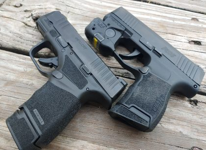 The Changing Face of Modern Concealed Carry Guns