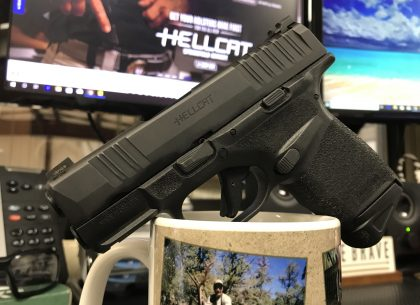 Reviews of Springfield Armory's New Hellcat Pistol Continue to Flood the Industry