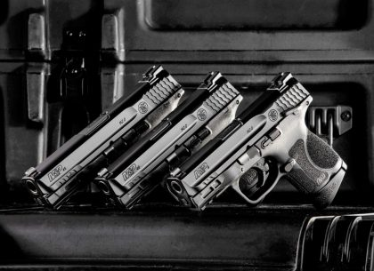 Smith & Wesson Releases New M&P M2.0 Subcompact Series