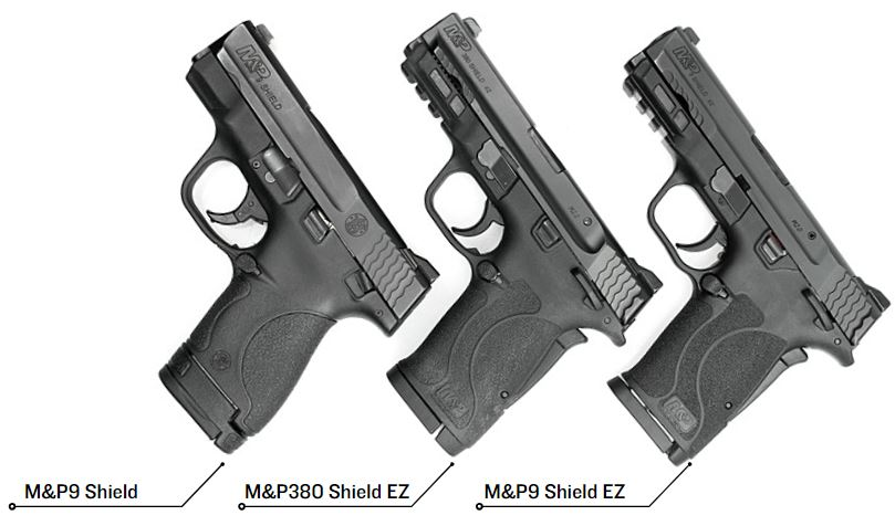 Smith & Wesson, S&W, M&P, M&P9, 9mm, 9MM Pistol, Shield EZ, EZ Pistol, Shield EZ, 380 Shield EZ, M&P9 Shield EZ, M&P9 EZ, S&W M&P, concealed carry, easy to load, concealed carry, gun review, guns, smith and wesson, m and p, Shield, Shield 9mm, best concealed carry, concealed carry holster, crossbreed holsters for Smith & Wesson,