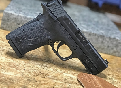 HO HO HO: Smith & Wesson Drops The NEW M&P 9MM Shield EZ Just in Time for Christmas