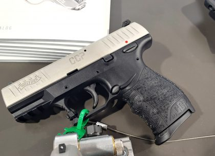 Walther Premieres the CCP M2 in 380 ACP