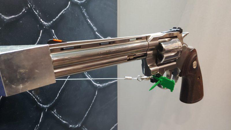 Colt, Python, Colt Python, Revolver, Colt Revolver, wheel gun, crossbreed holsters, holsters for revolvers, colt holsters, concealed carry, open carry, iwb, owb, new guns, SHOT Show, new guns, best guns, best holster, most comfortable holster, best concealed carry holster, hybrid holster, best hybrid holster,