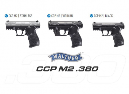 [WATCH] Industry Reaction to the Walther CCP M2 .380 ACP