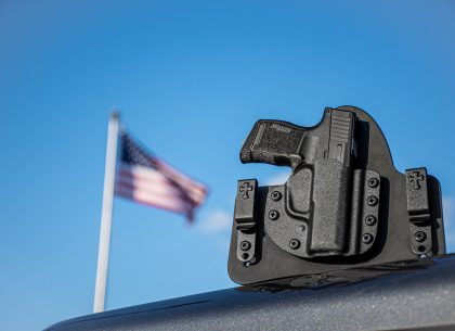CrossBreed Unveils The Ultimate Adjustable, Tuckable, Hybrid Holsters: The ST2 & MT2