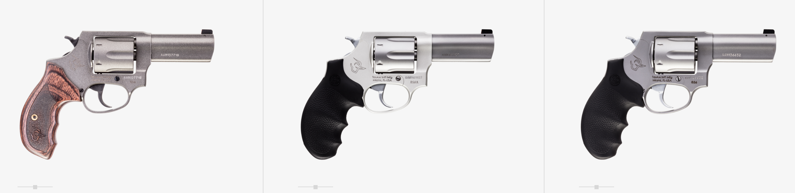 Taurus, wheel guns, revolvers, Taurus 856, crossbreed holsters, concealed carry, best iwb holsters, hybrid holsters, taurus guns, new revolvers, SHOT Show, best owb holster, most comfortable holster,