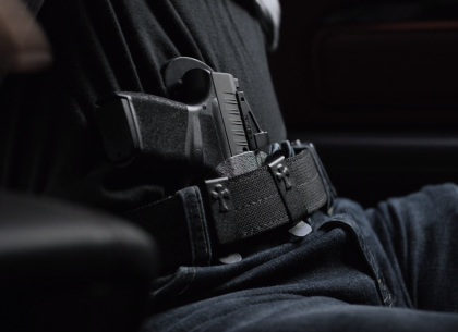 The Reckoning: the Most Versatile, Adjustable, Comfortable Holster Ever