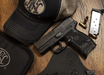 FN Joins the Slim 9mm Game With the FN 503