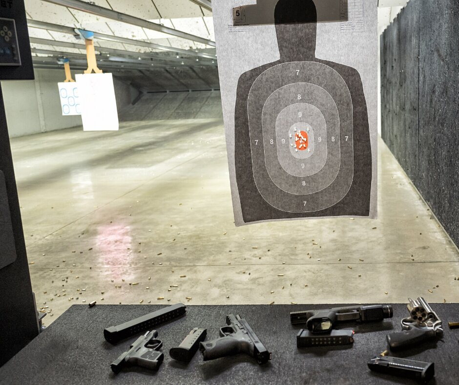 The Range, gun range, St. Louis, women, firearms, firearms training, target practice, concealed carry, CrossBreed Holsters, gun sales, self-defense, gun owners, personal protection, The Range St. Louis West, Missouri, best gun range, best holster, IWB, OWB, CCP, Firearms Instructor, Phil Balsamo