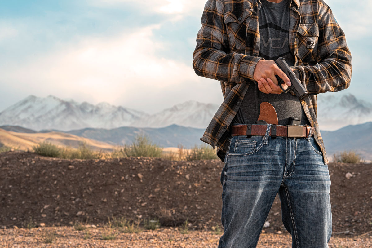 IWB, OWB, inside the waistband, outside the waistband, DropSlide, SuperTuck, CrossBreed Holsters, Best IWB, Best OWB, concealed carry, open carry, gun belt, made in america, best holster, holsters, holster for, gun holsters, hybrid holsters, The Reckoning Holster, mag carrier, magazine carrier
