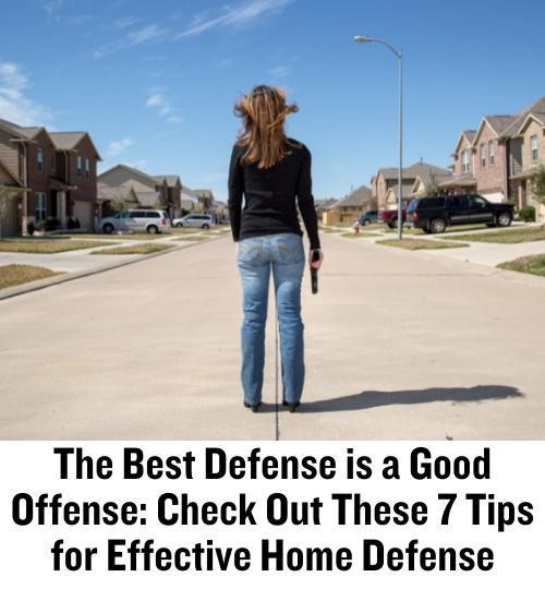 situational awareness, home defense, home security