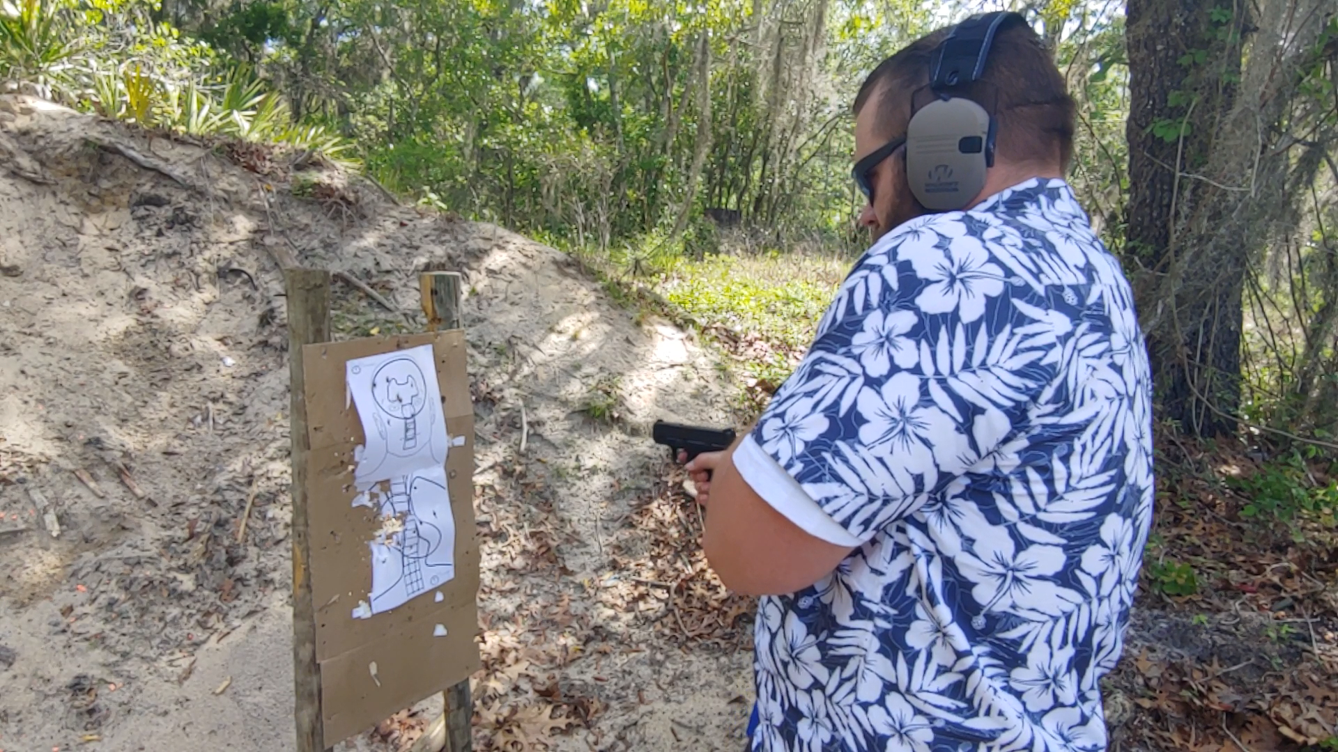MPTC Concealed Carry Qualification, Drill, firearms training, concealed carry, Massachusetts, range day, Travis Pike, pistol qualification drill, concealed carry permit, Hybrid MT2 Holster, concealed carry holster, IWB, CrossBreed Holsters, OWB, timed drills, timed range drills, gun belt, responsibly armed, Springfield Hellcat
