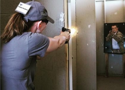 How to Utilize Steel and Paper Targets to Maximize Firearms Training