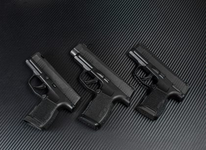 The Sig Sauer P365: Comparing the Standard, SAS, and XL Models