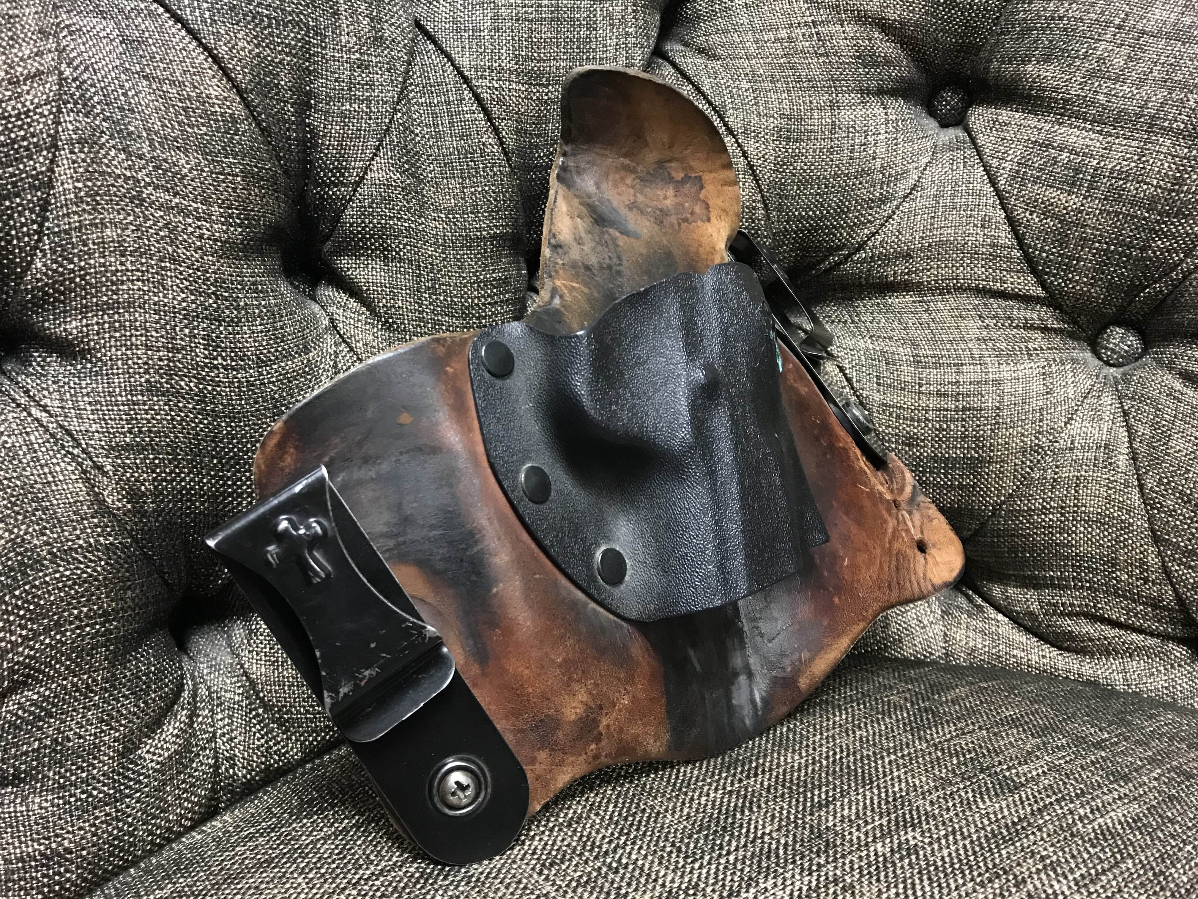 hybrid holsters, EDC, everyday carry, CrossBreed Holsters, product review, SuperTuck, MiniTuck, best concealed carry holster, holster, holsters, IWB, OWB, best holster, lifetime warranty, made in america, handcrafted, gun reviews, best holster for,