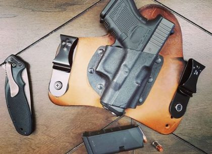 The Hottest Compact Handguns to Carry Concealed