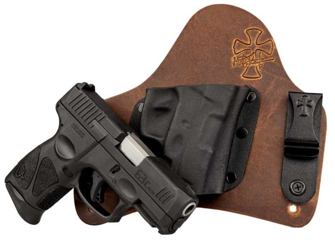 Taurus G3c, Taurus, concealed carry, MiniTuck, SuperTuck, Founder's Leather, hybrid holster, CrossBreed Holsters, Taurus handguns, pistol, new guns, G3, guns for concealed, best holster, IWB, OWB, modular holster, mag carrier, magazine carrier, new gun, Taurus G3, Taurus guns, new Taurus gun, G3c pistol, pistols, concealed carry pistol