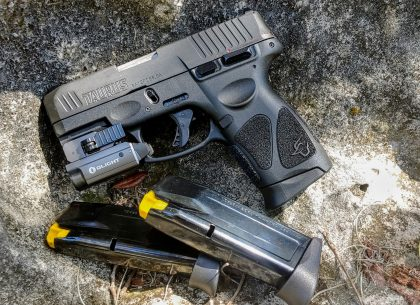 Riding the Bull: Full Gun Review of the New Taurus G3c