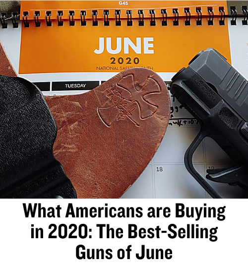 CrossBreed Holsters, gun sales, 2020, guns, handguns, pistol, IWB, OWB concealed carry