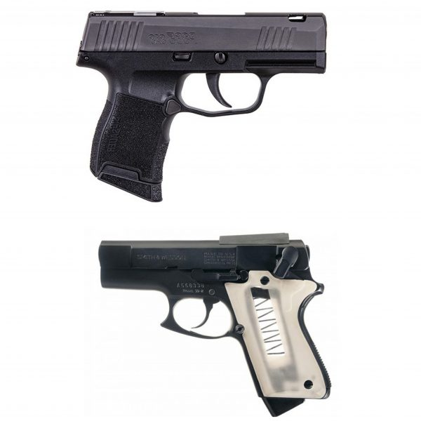 P365 SAS, SAS, SIG SAUER, SIG P365, P365, concealed carry, holsters, CrossBreed Holsters, P365 holsters, iwb, owb, Travis Pike, handguns, compact pistols, anti-snag sights, ASP