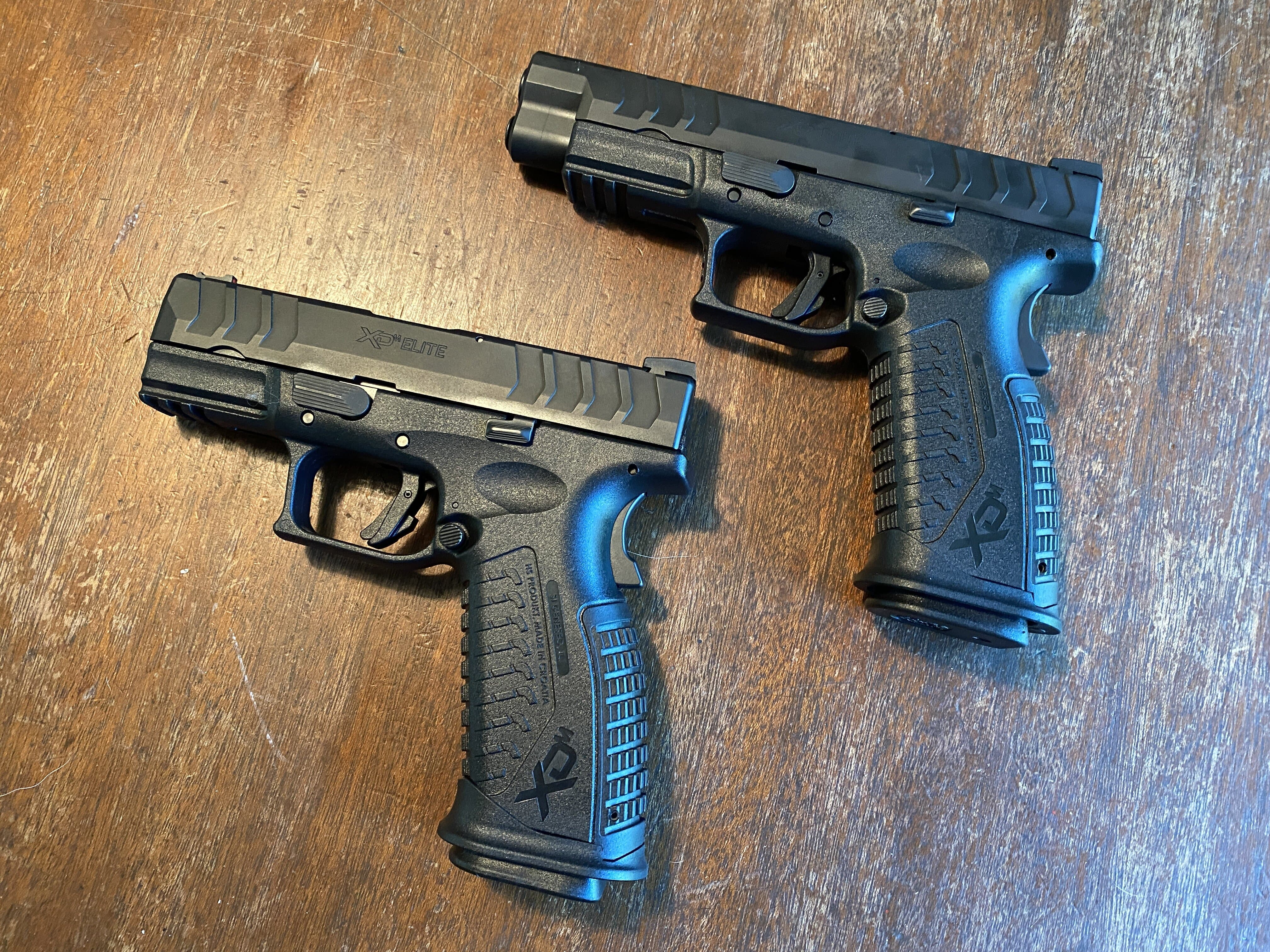 XD-M, XD-M Elite, Springfield XDM holsters, XDM holsters, Springfield Armory, Springfield XDM, XDM Elite, Elite pistol, CrossBreed Holsters, concealed carry, IWB, OWB, holster, holsters, best holster for Springfield Armory, XDM, handgun, gun review, pistol,