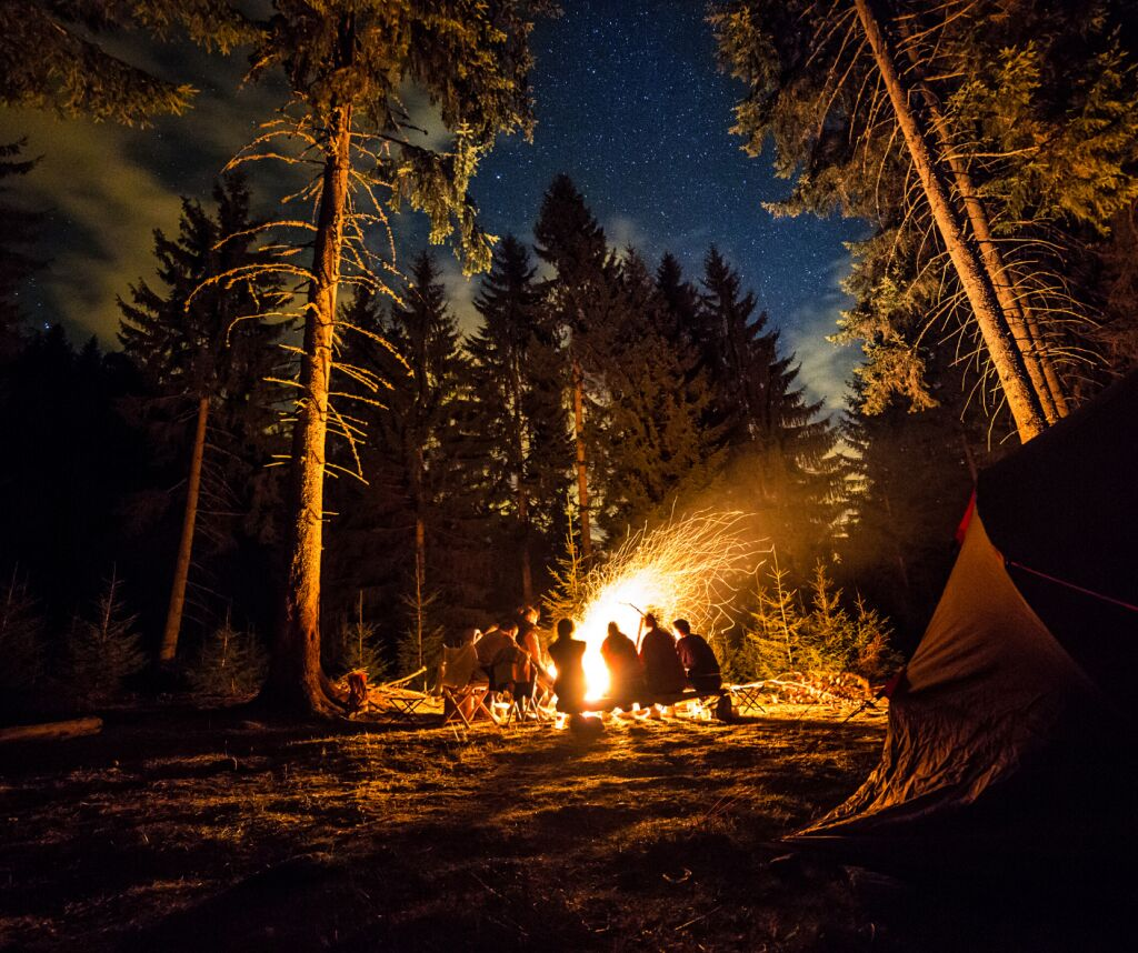 United States, State Parks, Road Trip, chest rig, ankle rig, ankle carry, camping trip, camping, safety, firearms, concealed carry, open carry, IWB, OWB, campgrounds, campfire, glamping, CrossBreed Holsters, ankle holster, hiking, hiking trails, National Parks, summer fun, road trips, tent camping, campfire cooking, hybrid holsters, handcrafted