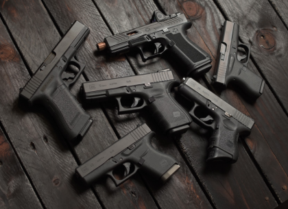The Glock Encyclopedia Volume 2: Sizes, Models, and More!