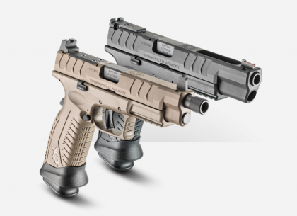 Gun Review: Putting the Springfield Armory XD-M Elite Through the Paces