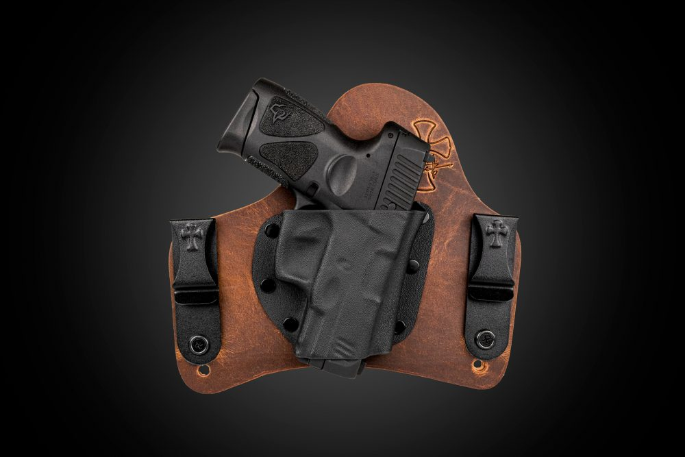Taurus, Taurus G3c, CrossBreed Holsters, MT2 Holster, hybrid holster, concealed carry, gun review, Taurus gun, everyday carry, EDC, IWB, OWB, best holster for, holsters for Taurus