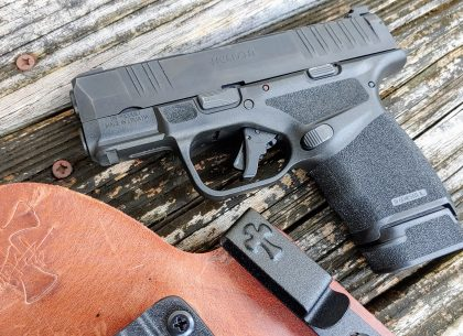 [GEAR REVIEW] Does the New Apex Tactical Trigger Tame the Hellcat?
