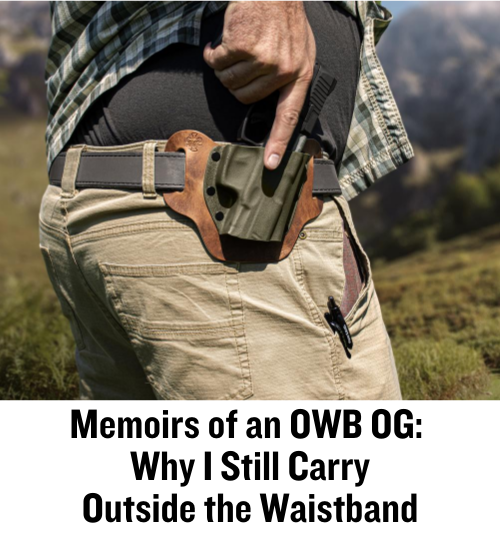 OWB, IWB, CrossBreed Holsters, hybrid holster, best holster, gun belt, open carry, responsibly armed, guns, carry gun,