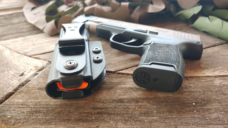 SIG Sauer, firearms training, TRT, dry fire, training, ammo shortage, responsibly armed, new gun owners, firearms drill, TRT, Travis Pike, CrossBreed Holsters, concealed carry, holsters, holster, best holster for, CCW, pistol training, hybrid holster