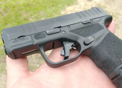 Three Reasons an Accessory Rail on a Small Gun is a Big Deal!
