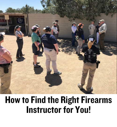 CrossBreed Holsters, firearms instructor, Gunsite Academy