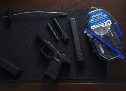 Cleaning Handguns is a Snap if You Follow These Quick & Easy Steps!