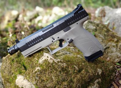 The CZ P-10 C: The Best CZ Compact Yet?